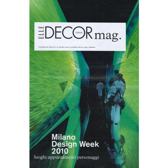 2010 – Elle Decor Mag