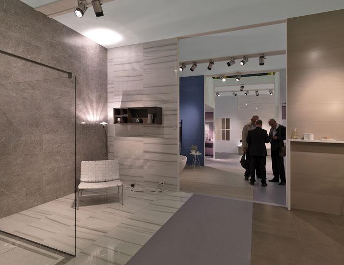cersaie 2013 for marazzi group uainot. Black Bedroom Furniture Sets. Home Design Ideas