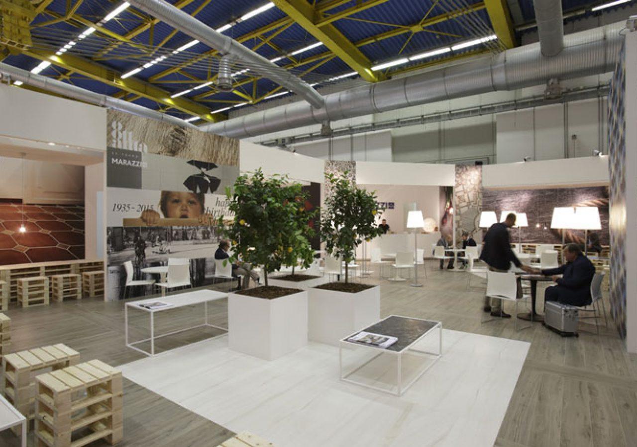 cersaie 2015 for marazzi group uainot. Black Bedroom Furniture Sets. Home Design Ideas