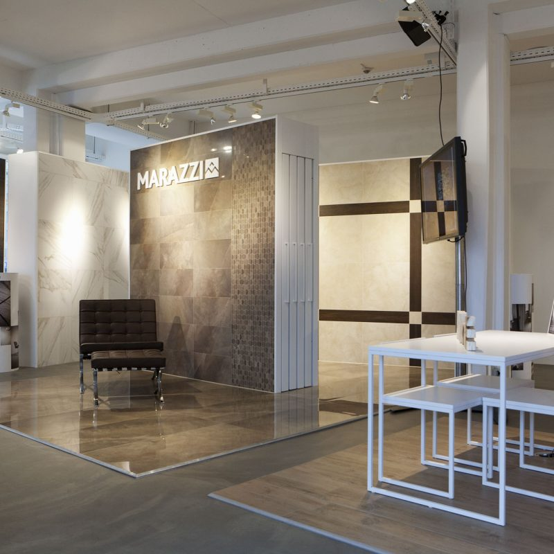 MARAZZI SHOWROOM AD AMBURGO (Germania)