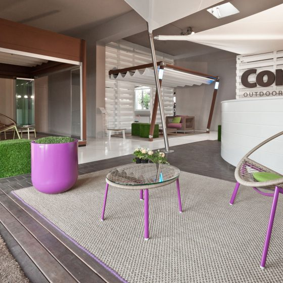 CORRADI LAB – RINNOVO SHOWROOM