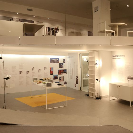 MARAZZI SHOWROOM IN MILAN (IT)