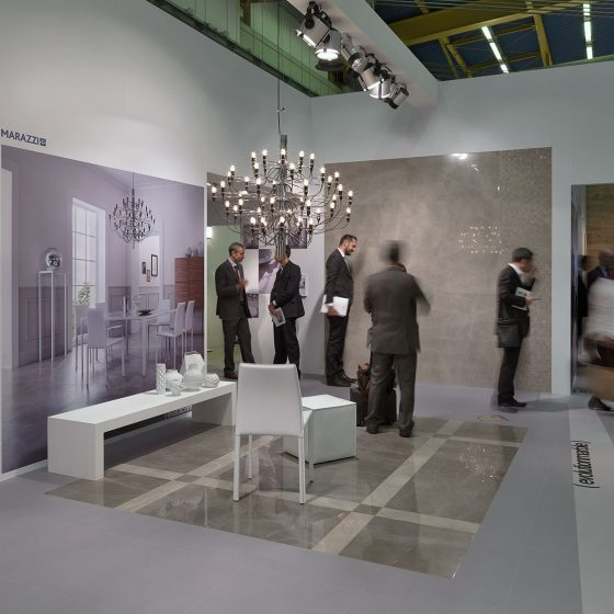 CERSAIE 2013 FOR MARAZZI GROUP