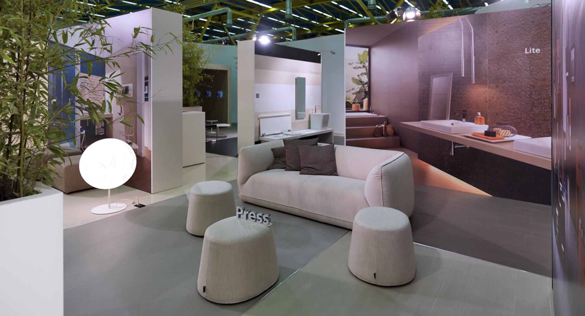 cersaie 2011 for marazzi group uainot. Black Bedroom Furniture Sets. Home Design Ideas