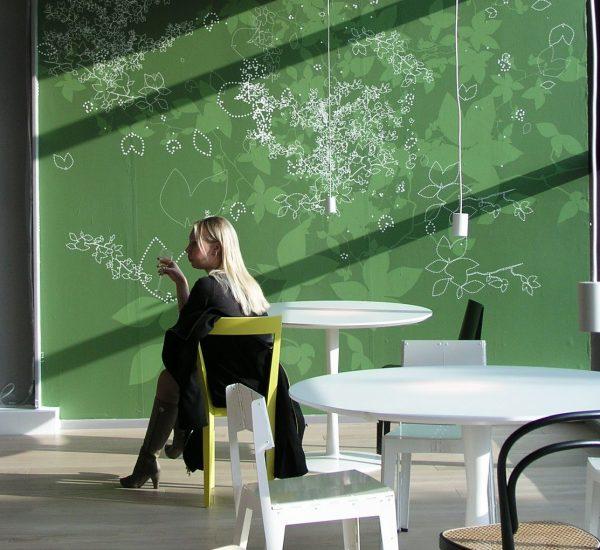 ELLE DECOR CAFFE' 2009