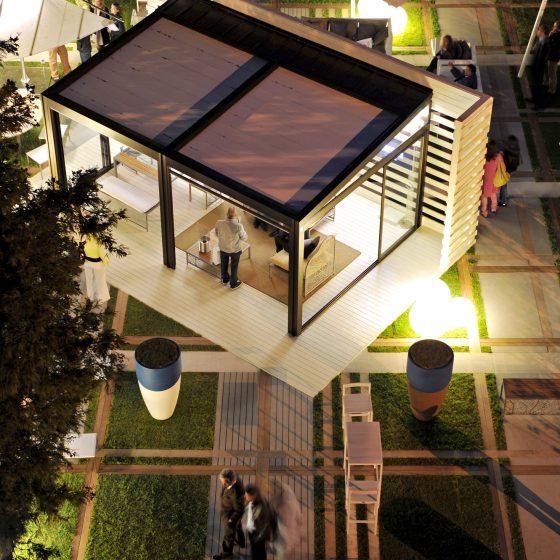 """CORRADI 2010 AL """"FUORI SALONE DEL MOBILE"""""""