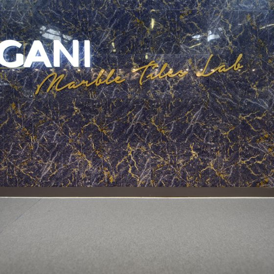 GANI MARBLE TILE LAB AT CERSAIE 2015