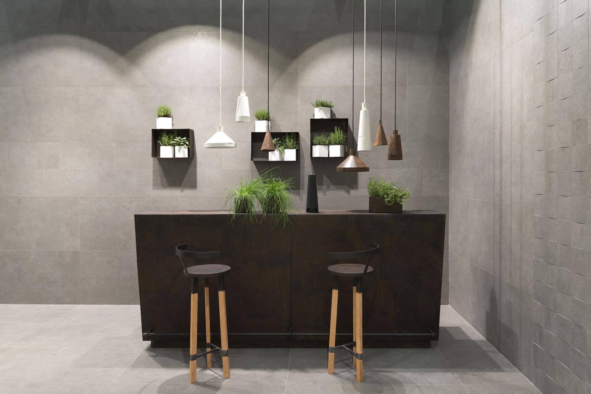 cersaie 2014 for marazzi group uainot. Black Bedroom Furniture Sets. Home Design Ideas