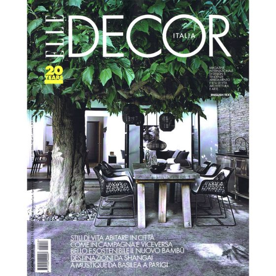 2010 – Elle Decor 20 Years