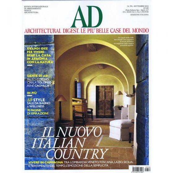 2012 – Architectural Digest Triennale