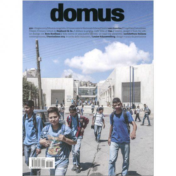 2013 – Domus