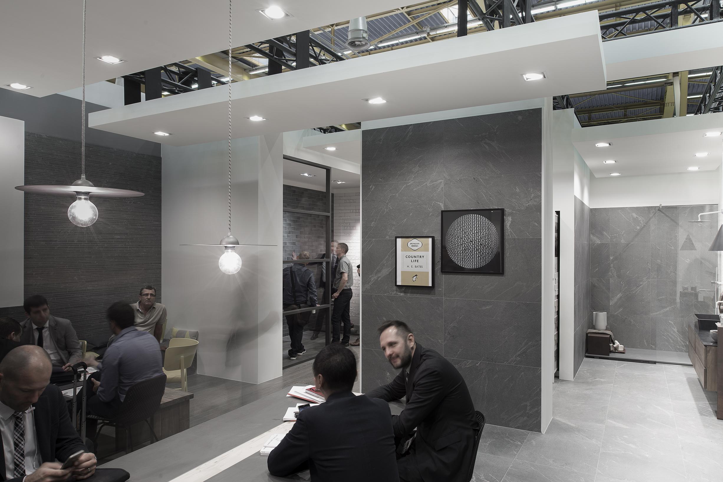 cersaie 2016 for marazzi group uainot. Black Bedroom Furniture Sets. Home Design Ideas